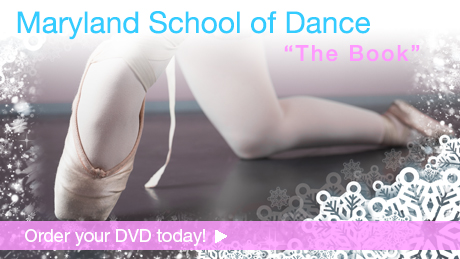 """Maryland School of Dance Presents """"The Book"""""""