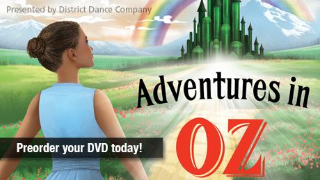 """District Dance Presents """"Adventures in Oz"""""""