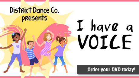 "2018 District Dance Spring Recital ""I have a Voice"""