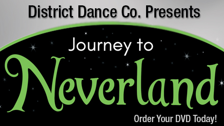 "District Dance Presents ""Journey to Neverland"""