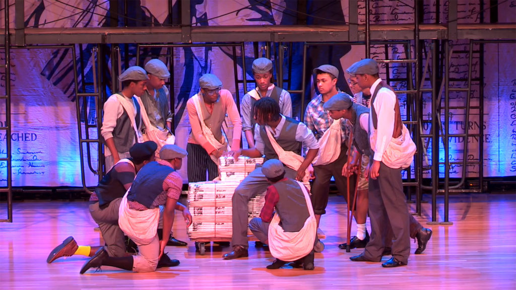 KCP Theatre Presents Disney's Newsies the Musical
